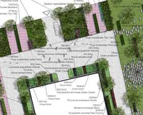 Koncepcja zagospodarowania ogrodu pokazowego dla drzew i krzewów ozdobnych –  Gruzja 2013 r.
