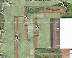 Projekt ogrodu dla domu jednorodzinnego